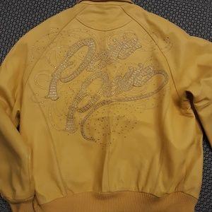 Pelle pelle leather jacket 48